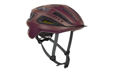 Scott Arx Plus Helm Nitro Purple