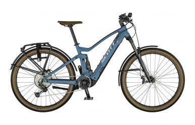 Scott Axis eRIDE Evo Juniper Blue