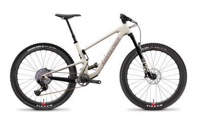 Santa Cruz Tallboy 4 CC X01-Kit Sram Eagle Reserve Laufräder Ivory