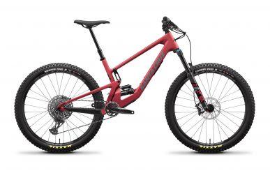 Santa Cruz 5010 4 C S-Kit Sram GX Eagle Rasberry Sorbet