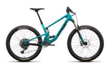 Santa Cruz 5010 4 C R-Kit Sram NX Eagle Loosely Blue