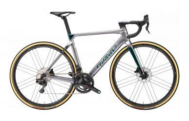 Wilier Filante SLR Disc Campagnolo Super Record EPX, Bora WTO33 Wheels, Grey Iride Green