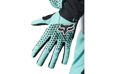 Fox Racing DEFEND Handschuh Women Teal