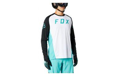 Fox Racing DEFEND LS Jersey Men White