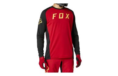 Fox Racing DEFEND LS Jersey Men Chili