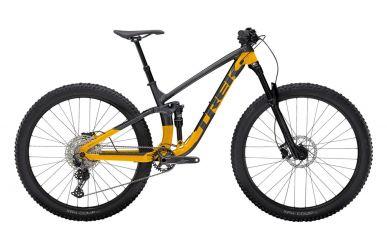 Trek Fuel EX 5 Shimano Deore Lithium Grey Marigold