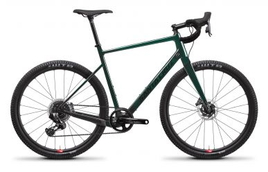 Santa Cruz Stigmata 3 CC Sram Force1x12 Reserve Carbon Wheels 650B Midnight Green
