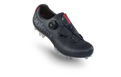 Suplest Edge+ Crosscountry Sport MTB Schuh black silver