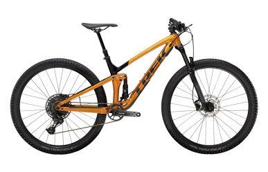 Trek Top Fuel 7 Sram SX Eagle 1x12 Factory Orange Trek Black