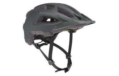 Scott Groove Plus Helm Dark Grey