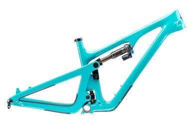 "Yeti SB140 T-Series 27.5"" Frame Turquoise"