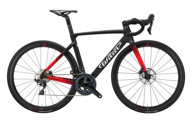 Wilier Cento10 SL Disc Sram Rival AXS, Wilier Carbon RX26 Wheels, Black Red