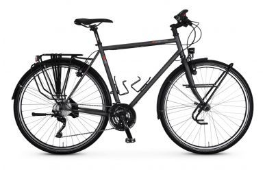 VSF fahrradmanufaktur TX-800 Shimano Deore XT 10-fach, Slate Matt, Diamant