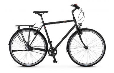 VSF fahrradmanufaktur T-300 Shimano Nexus 8 Premuim, Ebony Metallic, Diamant