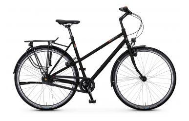 VSF fahrradmanufaktur T-300 Shimano Nexus 8 Premuim, Ebony Metallic, Anglais