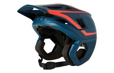 Fox Racing DROPFRAME PRO MTB Helm Men Dark Indigo