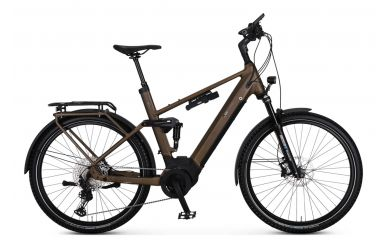 e bikemanufaktur TX22 Cross Shimano Deore XT 12-fach, Goldgrün Matt, Unisex