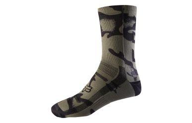 Fox Print Socken Camo Design