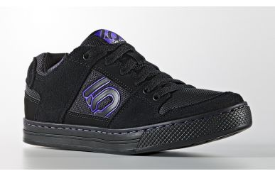 FiveTen Freerider Womens Black Purple Stealth S1 Sohle MTB Schuh