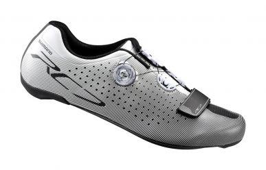 Shimano SH-RC7W Rennrad Schuh Weiß