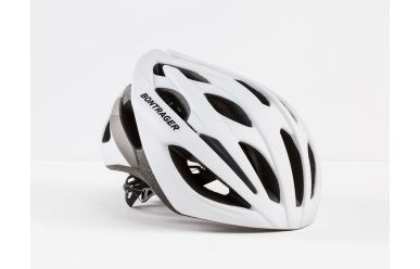 Bontrager Starvos MIPS Road Bike Helm White Silver