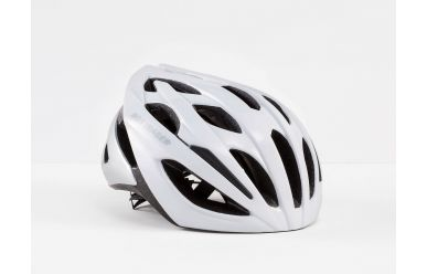 Bontrager Starvos Road Helm Trek White Quicksilver