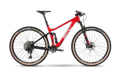 BMC Agonist 01 ONE Sram XX1 Eagle Super Red