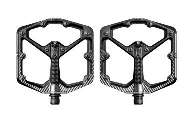 CrankBrothers Stamp 7 Flatpedal Danny MacAskill Edition Raw Black