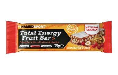 Named Total Energybar 35g