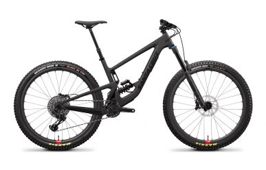 Santa Cruz Megatower 1 C S-Kit Black