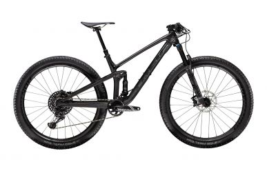 Trek Top Fuel 9.8 Sram GX Eagle Matte Carbon Gloss Trek Black