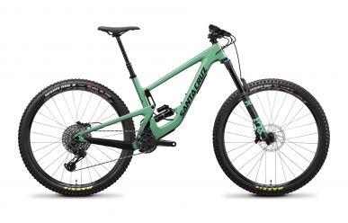 Santa Cruz Megatower 1 C S-Kit Green