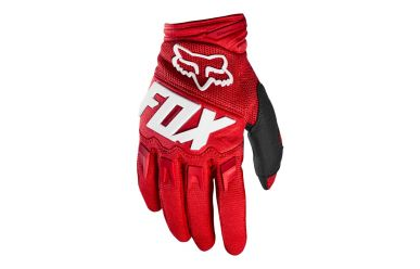 FoxHead Dirtpaw Handschuh Red