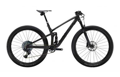 Trek Top Fuel 9.9 Sram XX1 AXS Eagle Matte Carbon Gloss Trek Black