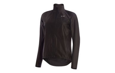 Gore C7 ShakeDry Gore Tex Active Bike Jacke, women Black