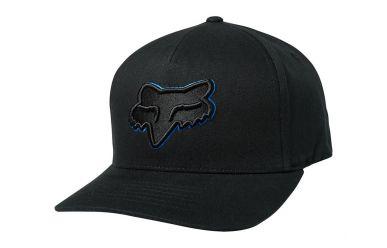 Fox Racing EPICYCLE FLEXFIT HAT Black Blue