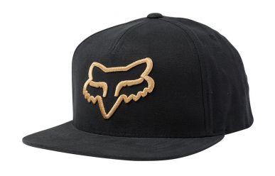 Fox Racing INSTILL SNAPBACK HAT Black