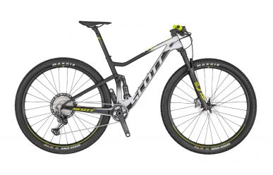 Scott Spark RC 900 Pro pale grey black radium yellow
