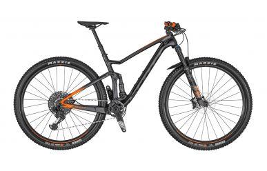 Scott Spark 920 carbon dark grey orange