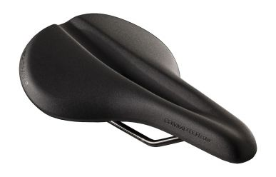 Bontrager Commuter Comp Sattel Black L 270mm