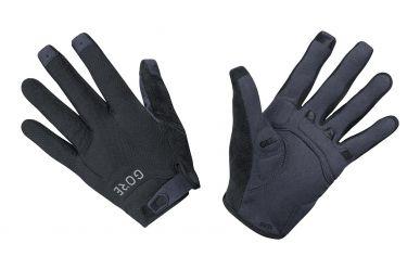 Gore C5 Trail Langfinger Handschuhe Black