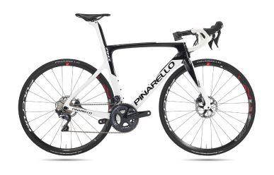 Pinarello Prince Disk, Shimano Ultegra Di2, Fulcrum Racing 4 Laufräder, 295 White Carbon