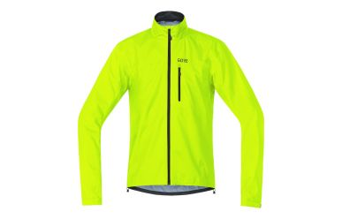 Gore C3 GTX Gore Tex Jacke Neon Yellow