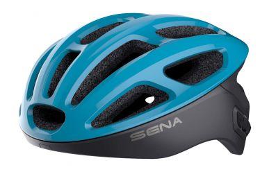 Sena R1 Smart Cycling Fahrradhelm Ice Blue