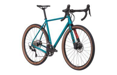 Rondo Mutt ST Audax Gravel Bike Shimano 105 Metallic Turquoise Black