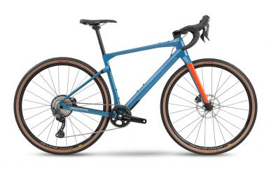 BMC UnReStricted THREE Shimano GRX 800 mix, Distant Blue
