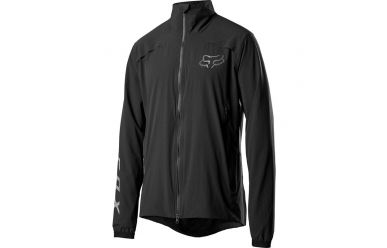 FoxHead Flexair Pro Fire Alpha Jacket Black