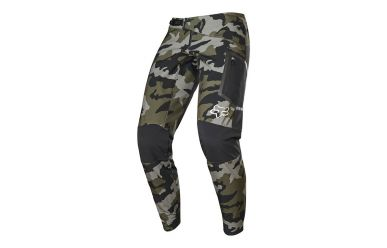 Fox Racing Defend Fire Pant Black