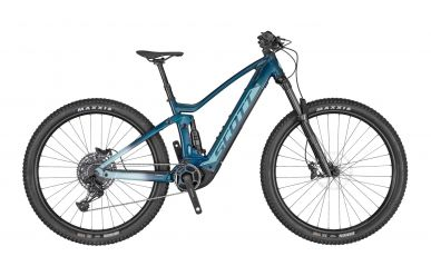 Scott Contessa Strike eRIDE 920 petrol stream blue