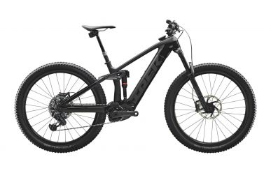 Trek Rail 9.9 Sram X01 AXS Eagle Raw Carbon Trek Black